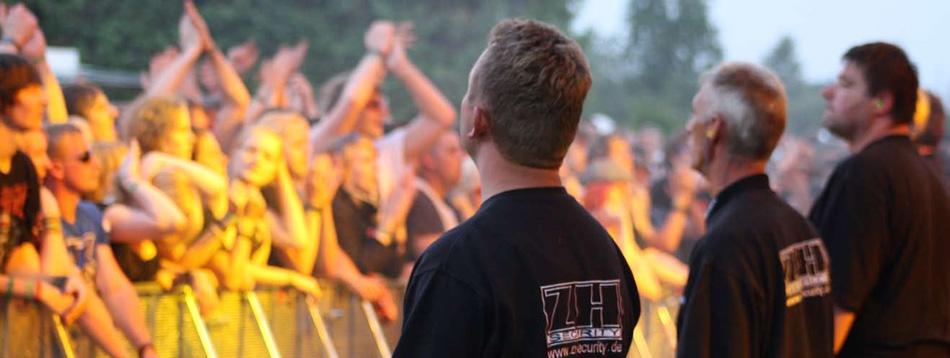 Bühnen- und Backstage-Sicherheit